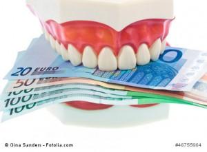 Private Zahnzusatzversicherung: Zähne kosten Geld